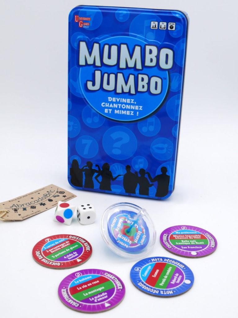 Mumbo Jumbo – UNiVERSiTY GAMES