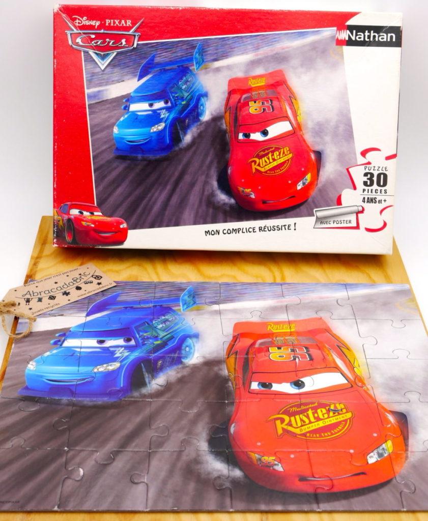 Puzzle cars 30p – NATHAN