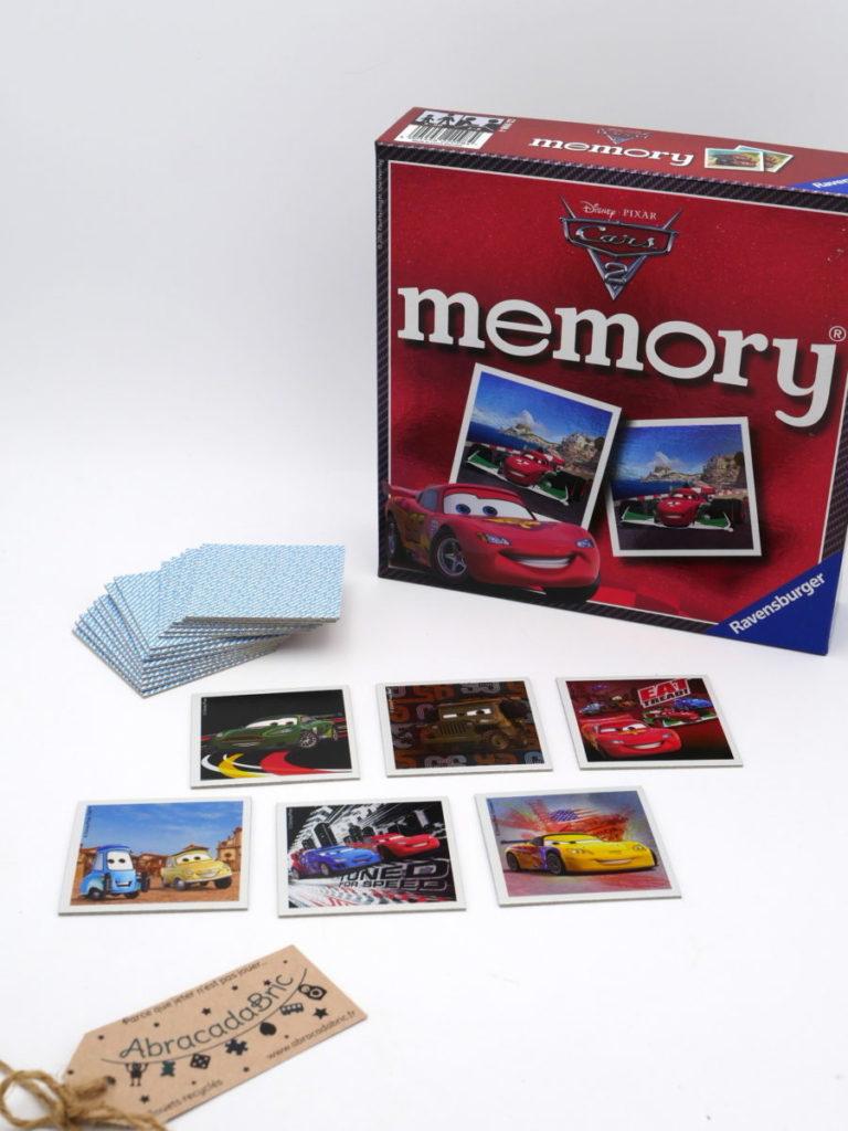Mémory Cars 2 – RAVENSBURGER