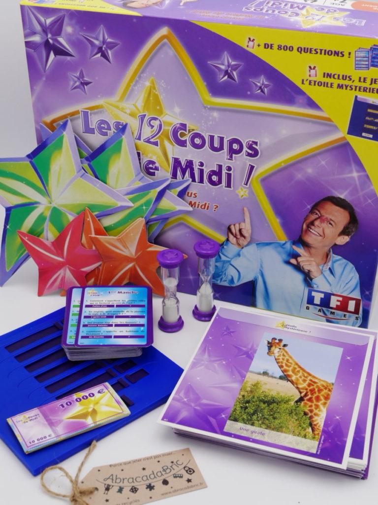 Les 12 coups de midi – TF1 GAMES