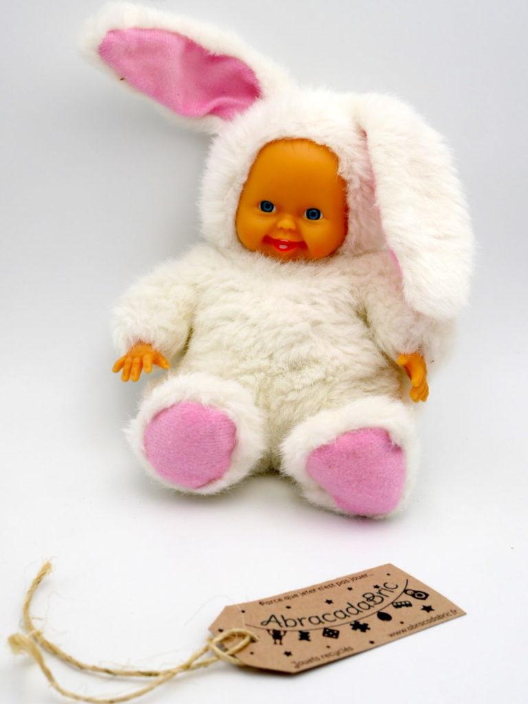 Poupée peluche lapin – ANNE GEDDES