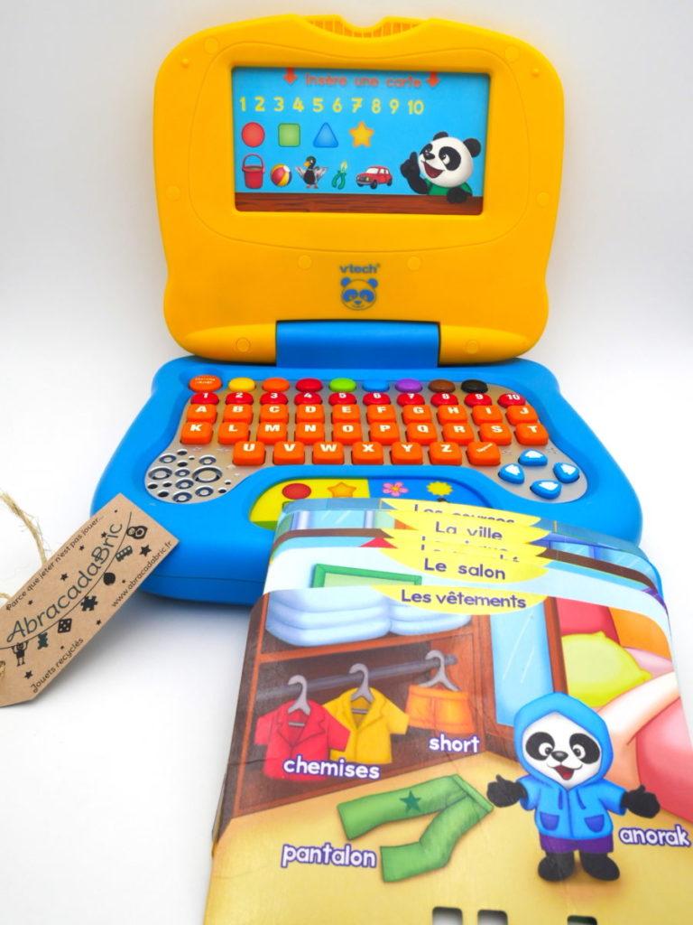 Ordinateur genius panda – VTECH