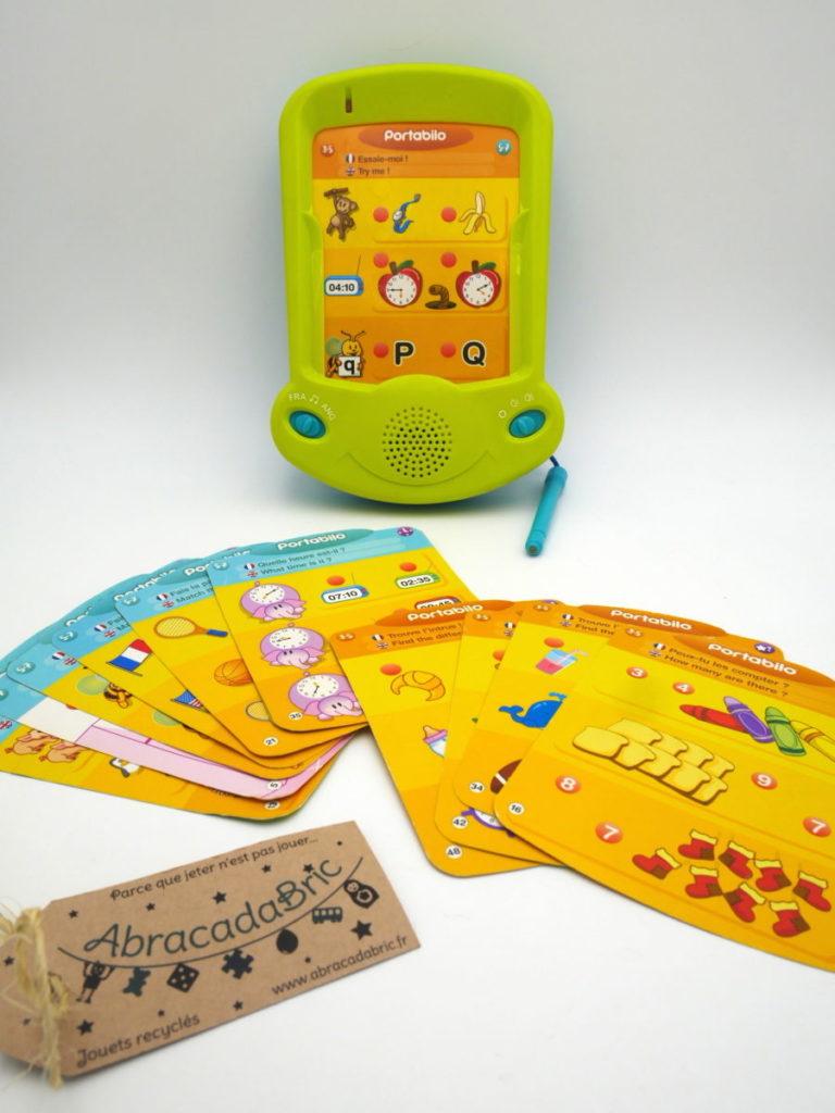 Portabilo console éducative – ZANZOON