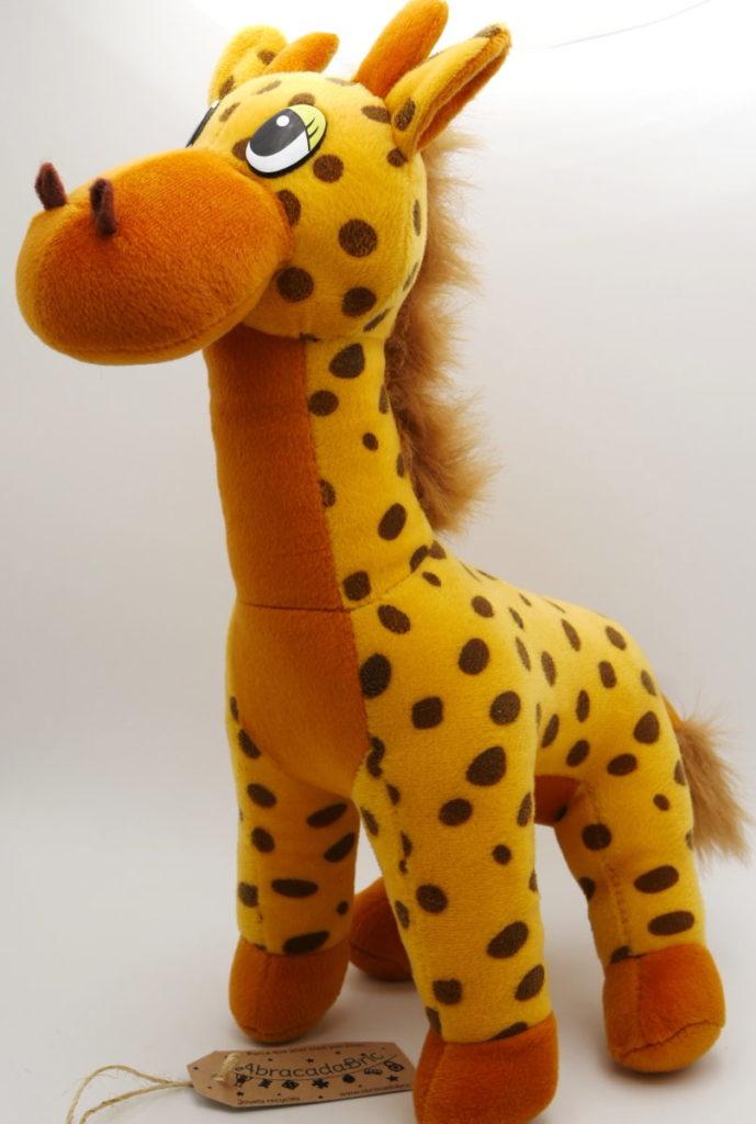 Peluche girafe 35cm – MF