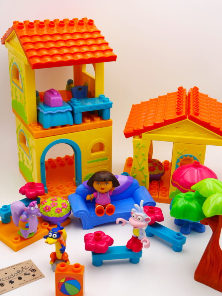Maison Dora l'exploratrice – MEGABLOKS