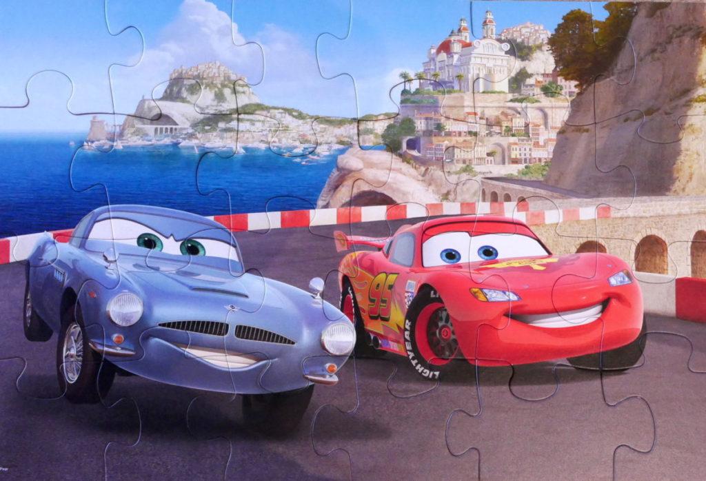 Puzzle cars grand prix monaco 24p – TREFL