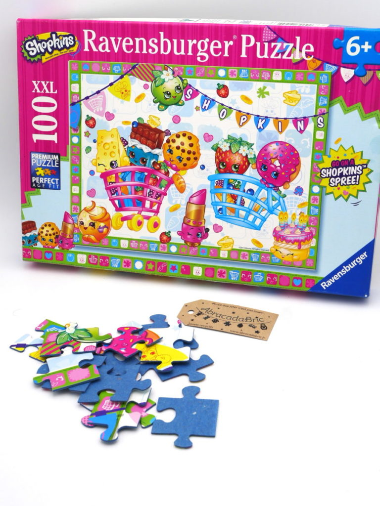 Puzzle cake party 100p – RAVENSBURGER