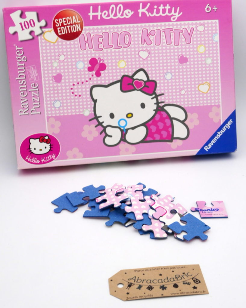 Puzzle hello kitty 100p – RAVENSBURGER
