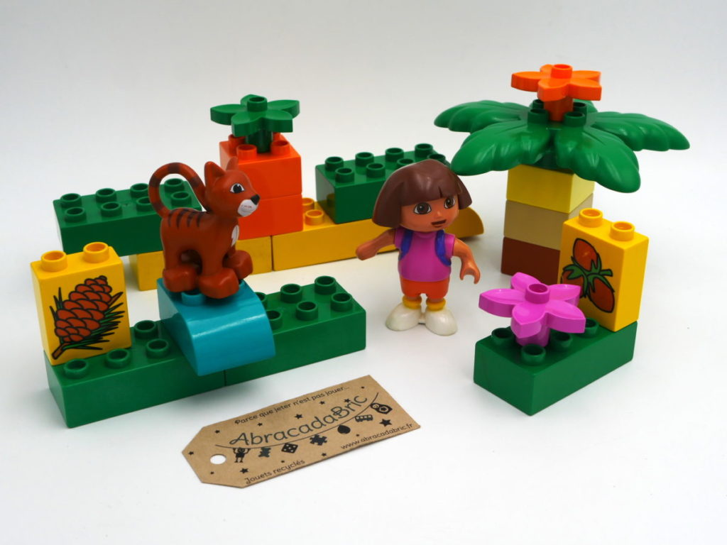 Dora l'ile aux trésors – DUPLO