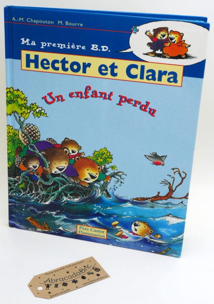"BD Hector et Clara ""un enfant perdu"" – FLAMMARION"