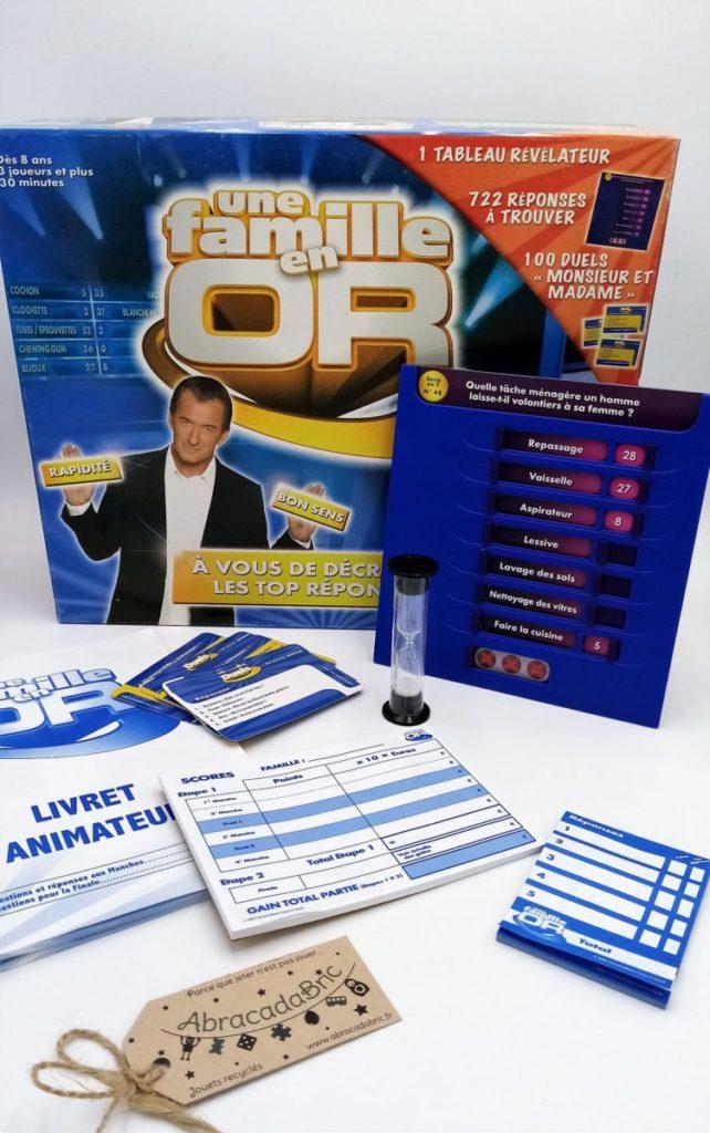 Une famille en or – TF1 GAMES