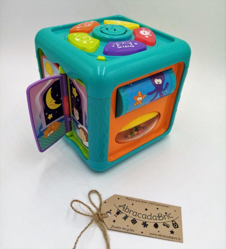 Cube d'activités – WINFUN