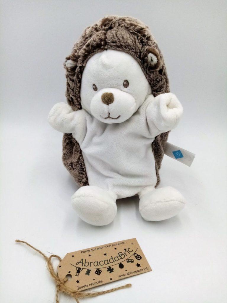 Herisson marionnette -TEX