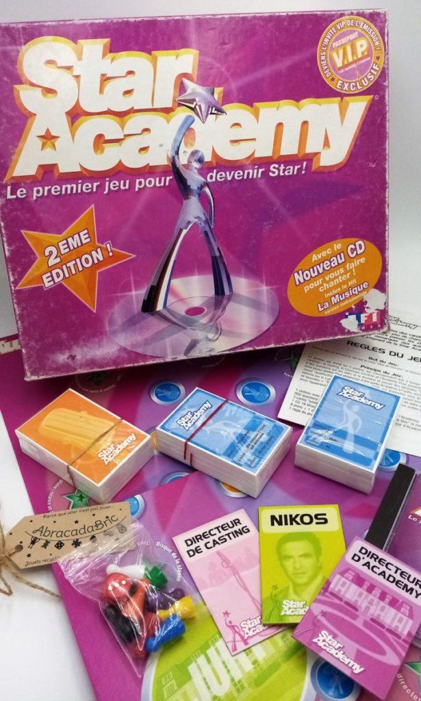 Star académy 2eme édition- TF1 GAMES