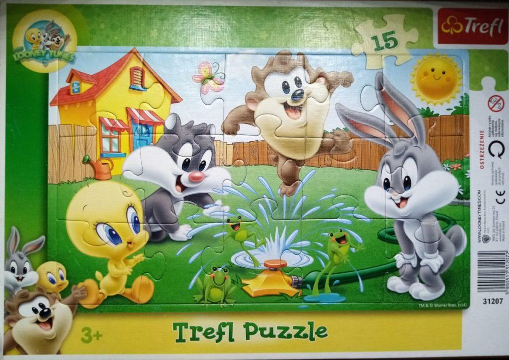 Puzzles loney tunes 15p – TREFL
