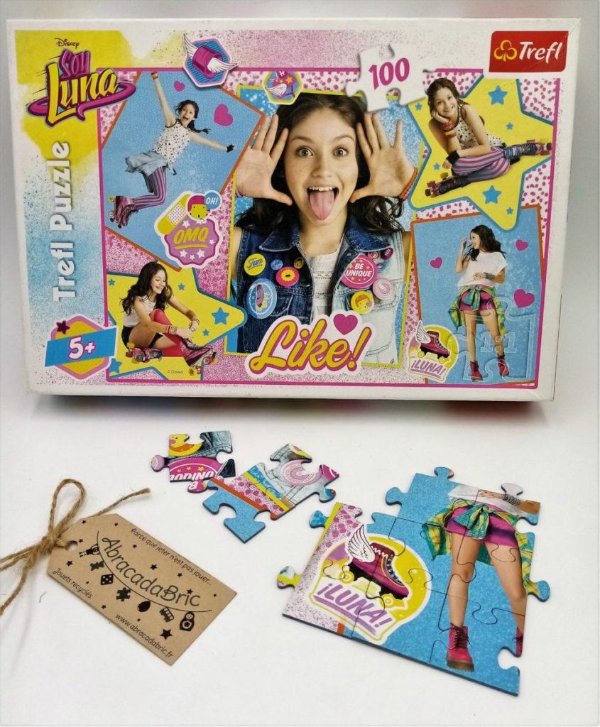 Puzzle Soy Luna 100p – TREFL