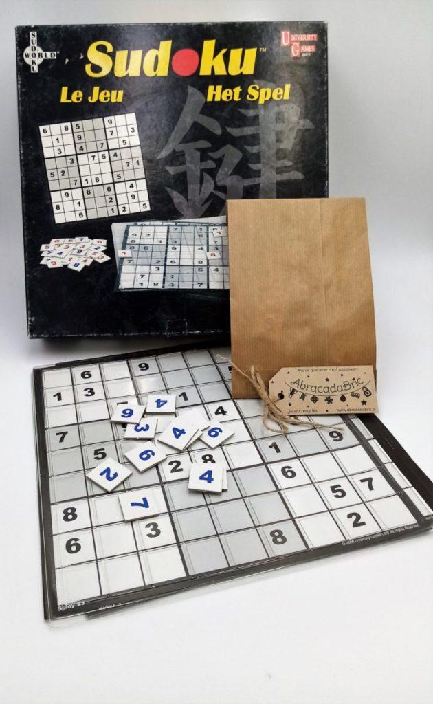 Sudoku – UNIVERSiTY GAMES