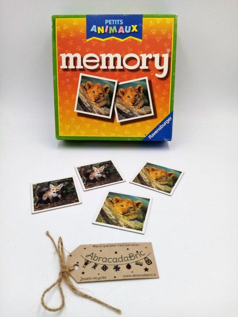 Memory les animaux – RAVENSBURGER